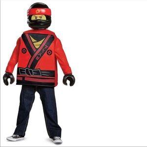 Kids Kai Costume - LEGO Ninjago Movie